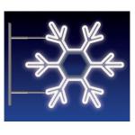 VLOČKA 40W LED 115X105 studená bílá