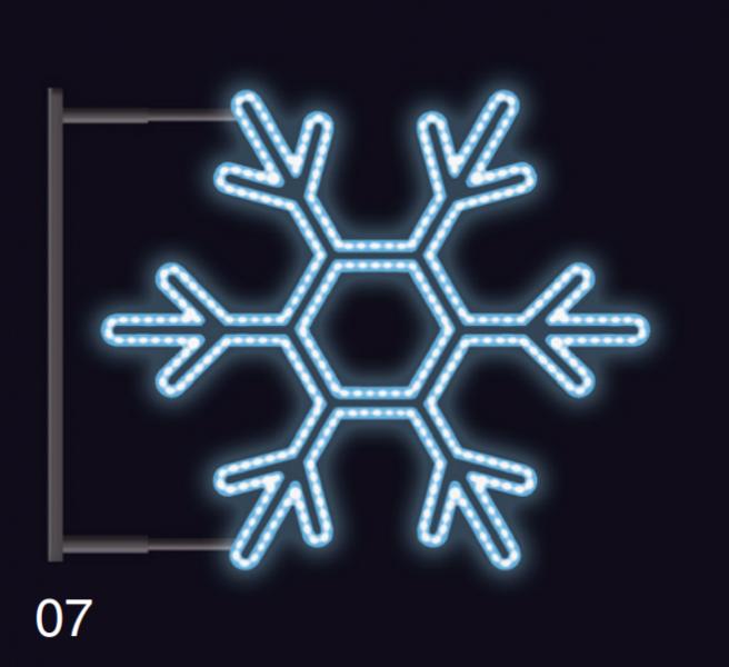 VLOČKA KLASIK s konzolí 1,2x1,2m modrá