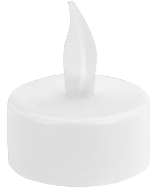 LED svíčky s časovačem - 4 ks