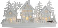 Dřevěná vesnice - varianta A