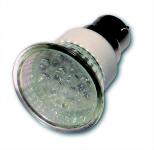 LED SPOT B22 PRO RAMPOUCHY studená bílá
