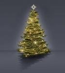 Komplet na Vánoční strom - varianta 2