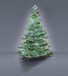 Komplet na Vánoční strom - varianta 4