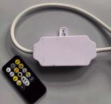 Dálkový ovladač + řídící prvek pro MAXILEB-LED studený/teplý