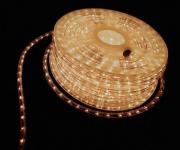 Světelný kabel LED, 36LED/1m teplá bílá