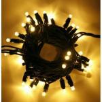 LED řetěz HIGH-PROFI 40 LED teplá bílá - 5m