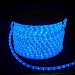 Světelný kabel LED, 36LED/1M modrá