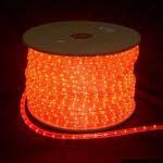 Světelný kabel LED, 36LED/1m červená