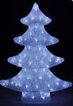 Vánoční 3D LED STROMEK velký #