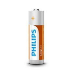 Philips AAA LongLife zinkochloridová