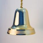 Zvonek zlatý lesk 25cm