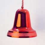 Zvonek červený lesk 30cm