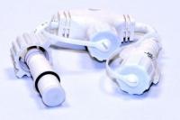 HIGH-PROFI T-konektor 230V bílý