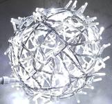 Svítící koule hliníková 40cm