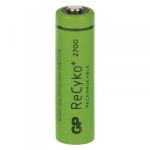 Baterie GP AA 2700mAh nabíjecí (přednabité)