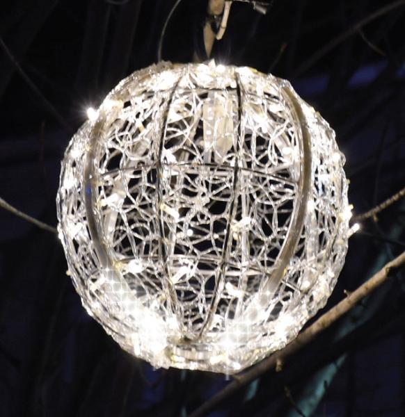 koule BELLIZ, 3D koule, 40 cm