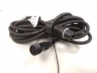 Prodlužovací kabel 3m MAXILEB černý