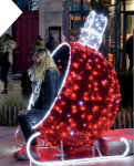 BAUBLE CHAIR ROUGE